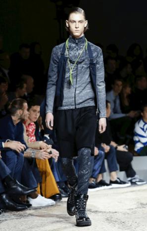 LOUIS VUITTON MENSWEAR FALL WINTER 2018 PARIS32