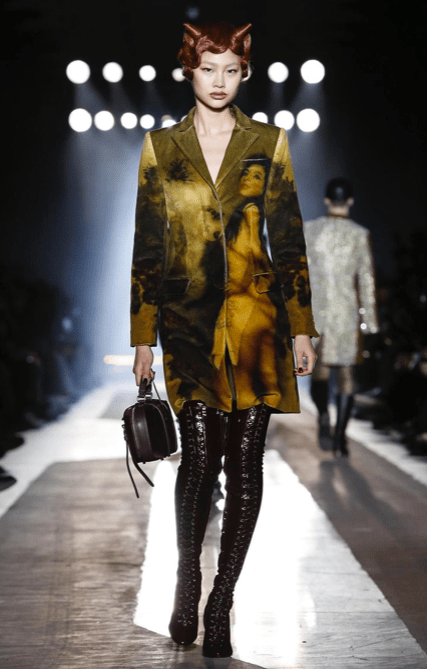 MOSCHINO FALL WINTER 2018 MENSWEAR AND WOMEN PRECOLLECTION MILAN21
