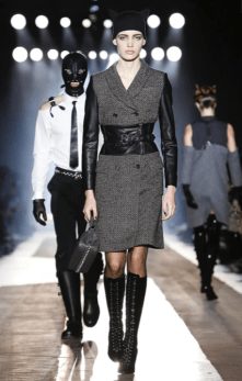 MOSCHINO FALL WINTER 2018 MENSWEAR AND WOMEN PRECOLLECTION MILAN48