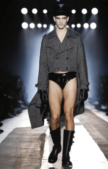 MOSCHINO FALL WINTER 2018 MENSWEAR AND WOMEN PRECOLLECTION MILAN71
