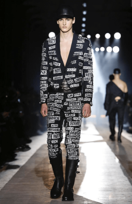 MOSCHINO FALL WINTER 2018 MENSWEAR AND WOMEN PRECOLLECTION MILAN77