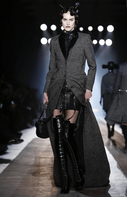 MOSCHINO FALL WINTER 2018 MENSWEAR AND WOMEN PRECOLLECTION MILAN81
