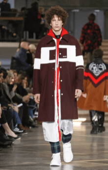 MSGM MENSWEAR FALL WINTER 2018 MILAN1
