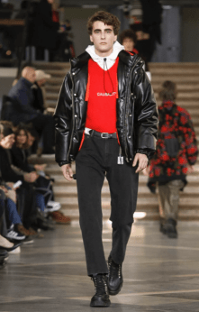 MSGM MENSWEAR FALL WINTER 2018 MILAN10