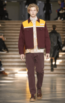 MSGM MENSWEAR FALL WINTER 2018 MILAN11