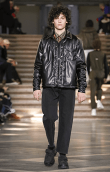 MSGM MENSWEAR FALL WINTER 2018 MILAN22