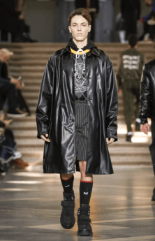 MSGM MENSWEAR FALL WINTER 2018 MILAN28