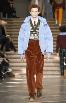 MSGM MENSWEAR FALL WINTER 2018 MILAN29