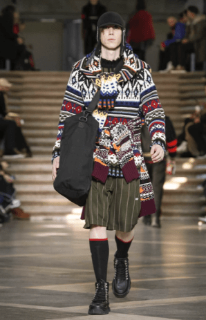 MSGM MENSWEAR FALL WINTER 2018 MILAN33