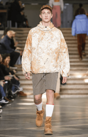 MSGM MENSWEAR FALL WINTER 2018 MILAN5
