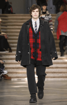 MSGM MENSWEAR FALL WINTER 2018 MILAN9