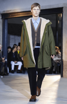 N°21 MENSWEAR FALL WINTER 2018 MILAN14
