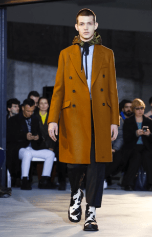 N°21 MENSWEAR FALL WINTER 2018 MILAN18