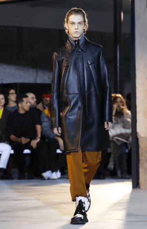 N°21 MENSWEAR FALL WINTER 2018 MILAN20