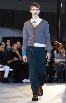 N°21 MENSWEAR FALL WINTER 2018 MILAN30