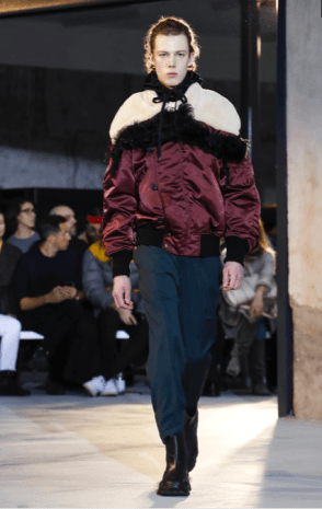 N°21 MENSWEAR FALL WINTER 2018 MILAN7