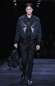 NEIL BARRETT MENSWEAR FALL WINTER 2018 MILAN11