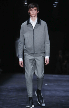 NEIL BARRETT MENSWEAR FALL WINTER 2018 MILAN30
