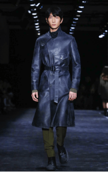 NEIL BARRETT MENSWEAR FALL WINTER 2018 MILAN3
