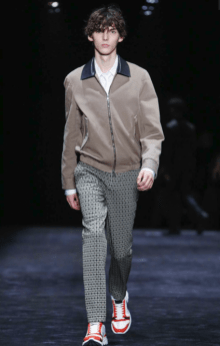 NEIL BARRETT MENSWEAR FALL WINTER 2018 MILAN49