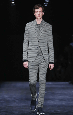 NEIL BARRETT MENSWEAR FALL WINTER 2018 MILAN6