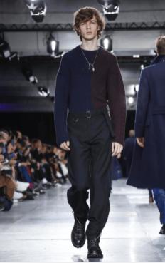 PAUL SMITH MENSWEAR FALL WINTER 2018 PARIS4
