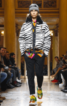 VERSACE MENSWEAR FALL WINTER 2018 MILAN36