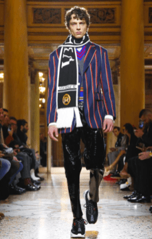 VERSACE MENSWEAR FALL WINTER 2018 MILAN42