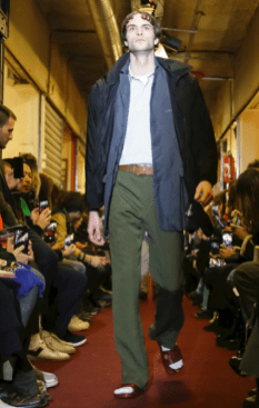 VETEMENTS MENSWEAR FALL WINTER 2018 PARIS14