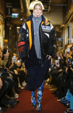 VETEMENTS MENSWEAR FALL WINTER 2018 PARIS17