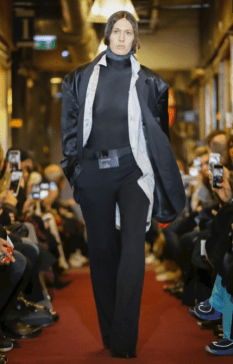 VETEMENTS MENSWEAR FALL WINTER 2018 PARIS3