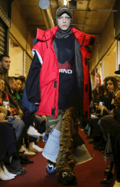VETEMENTS MENSWEAR FALL WINTER 2018 PARIS30