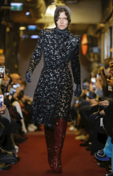 VETEMENTS MENSWEAR FALL WINTER 2018 PARIS34