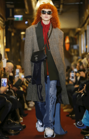 VETEMENTS MENSWEAR FALL WINTER 2018 PARIS40