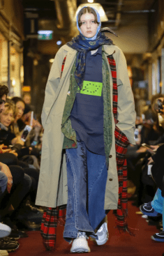 VETEMENTS MENSWEAR FALL WINTER 2018 PARIS46