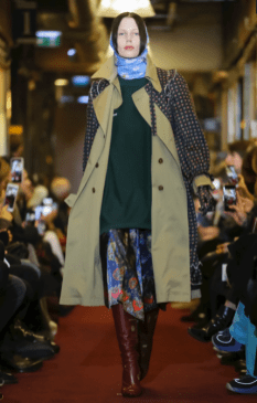 VETEMENTS MENSWEAR FALL WINTER 2018 PARIS50