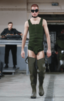 WALTER VAN BEIRENDONCK MENSWEAR FALL WINTER 2018 PARIS1