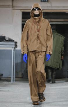 WALTER VAN BEIRENDONCK MENSWEAR FALL WINTER 2018 PARIS11