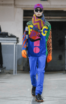 WALTER VAN BEIRENDONCK MENSWEAR FALL WINTER 2018 PARIS15