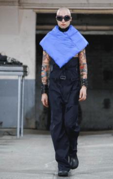 WALTER VAN BEIRENDONCK MENSWEAR FALL WINTER 2018 PARIS17