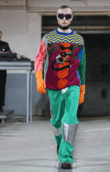 WALTER VAN BEIRENDONCK MENSWEAR FALL WINTER 2018 PARIS2