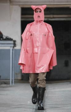 WALTER VAN BEIRENDONCK MENSWEAR FALL WINTER 2018 PARIS24