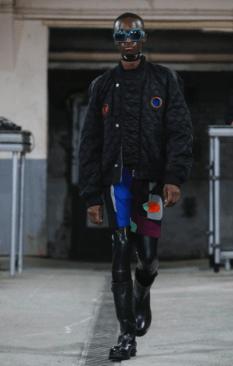 WALTER VAN BEIRENDONCK MENSWEAR FALL WINTER 2018 PARIS38