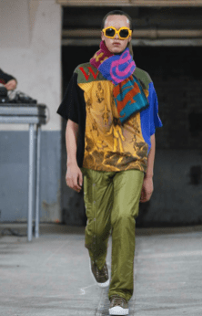 WALTER VAN BEIRENDONCK MENSWEAR FALL WINTER 2018 PARIS4
