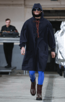WALTER VAN BEIRENDONCK MENSWEAR FALL WINTER 2018 PARIS41