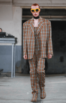 WALTER VAN BEIRENDONCK MENSWEAR FALL WINTER 2018 PARIS42