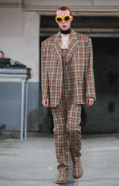 WALTER VAN BEIRENDONCK MENSWEAR FALL WINTER 2018 PARIS42