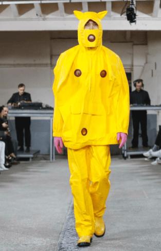 WALTER VAN BEIRENDONCK MENSWEAR FALL WINTER 2018 PARIS47