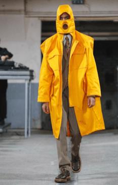 WALTER VAN BEIRENDONCK MENSWEAR FALL WINTER 2018 PARIS48
