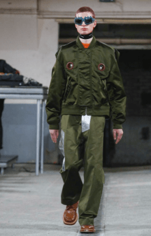 WALTER VAN BEIRENDONCK MENSWEAR FALL WINTER 2018 PARIS50